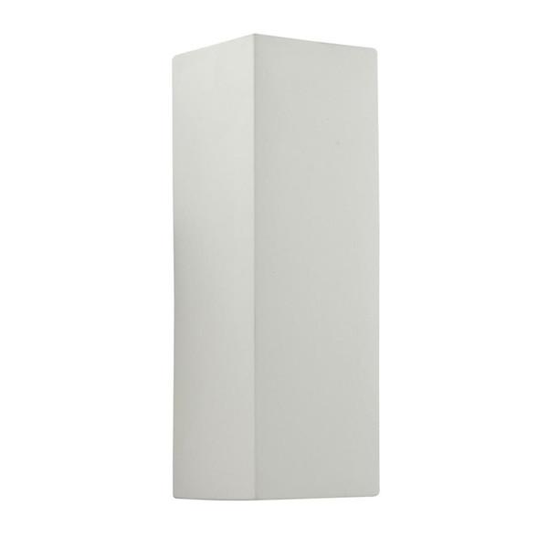 BF-8418 Ceramic Two Way Wall Light - Raw / G9