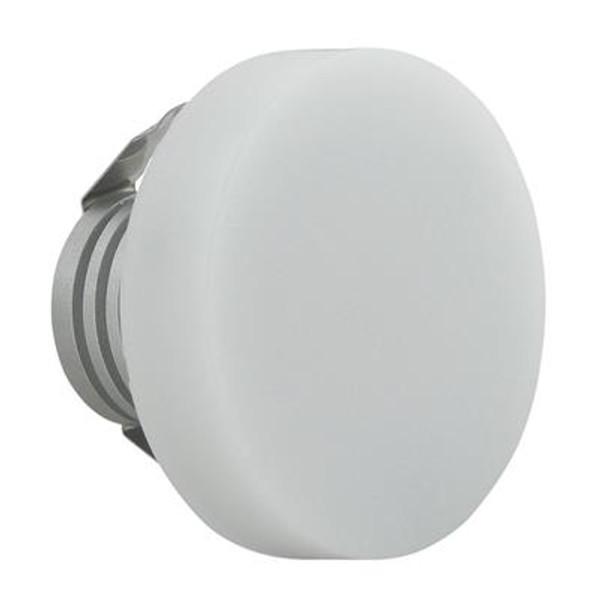 CHILL-ROUND Semi Recessed 3W LED Steplight - Frosted Fascia
