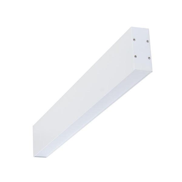 Lumaline-2 600mm Up and Down LED Wall light - Satin White Finish