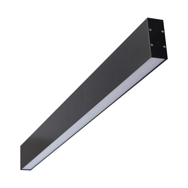Lumaline-2 900mmmm Up and Down LED Wall light - Matt Black Finish