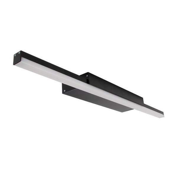 Shadowline 600mm LED Wall Vanity or Picture Light - Matt Black Finish