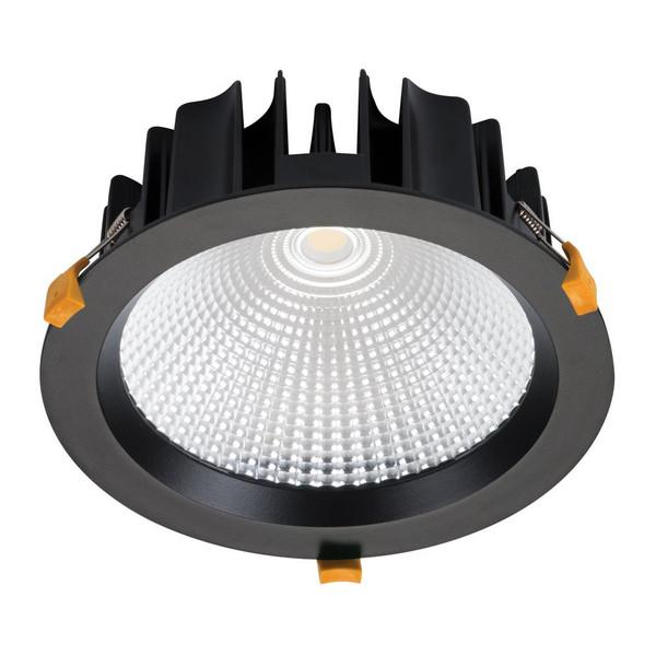NEO-35 Recessed LED Downlight - Matt Black