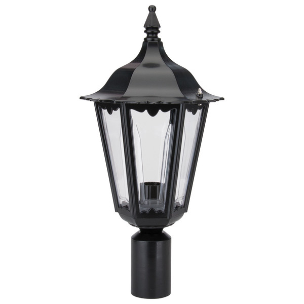 GT-149 Chester Post Top Light - Powder Coated Finish / B22