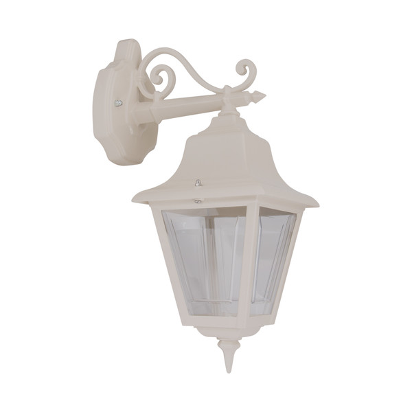 Paris Traditional Downward Wall Light - Powder Coated Finish
