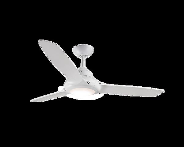 """EVO II 50"""" Ceiling Fan with Light White"""