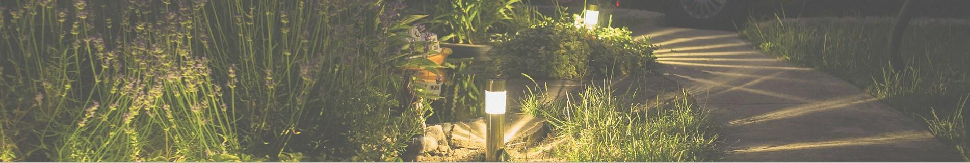 Garden and Deck Lighting