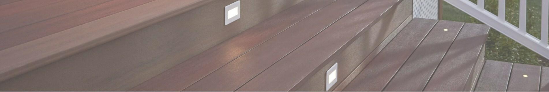 Deck and Step Lighting