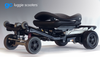 2021 Luggie Elite Plus 4 Scooter with Suspension