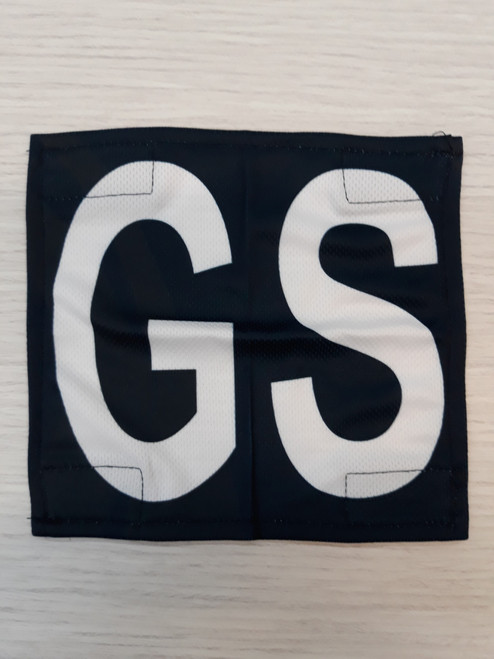 Netball Bib/ Patches