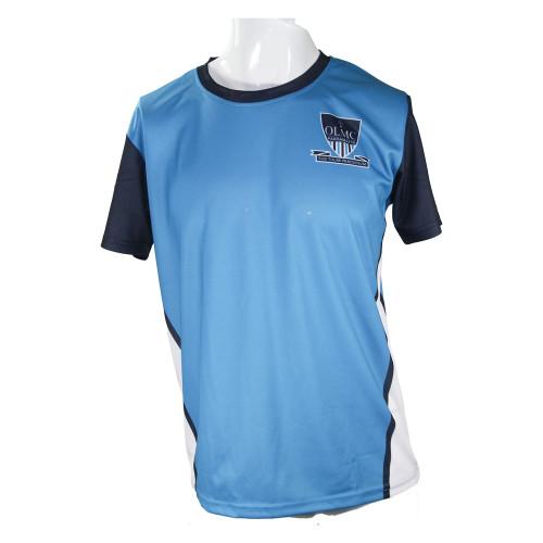 REP soccer t-shirt