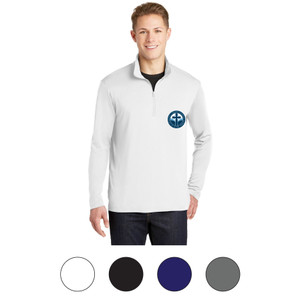 SCL Adult Unisex Quarter Zip Dri-Fit Pullover