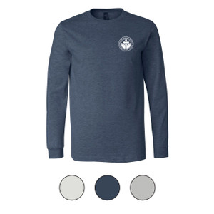 SCL Adult Unisex Jersey Long Sleeve Tee