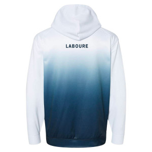 Ombre Hoodie Embroidery