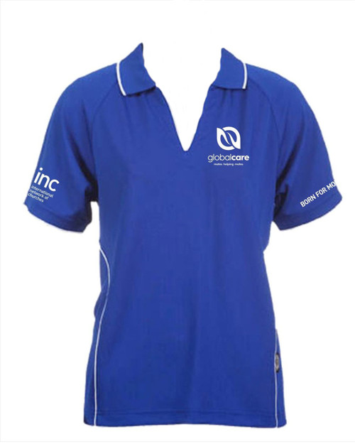 Global Care Women's Polo Shirt