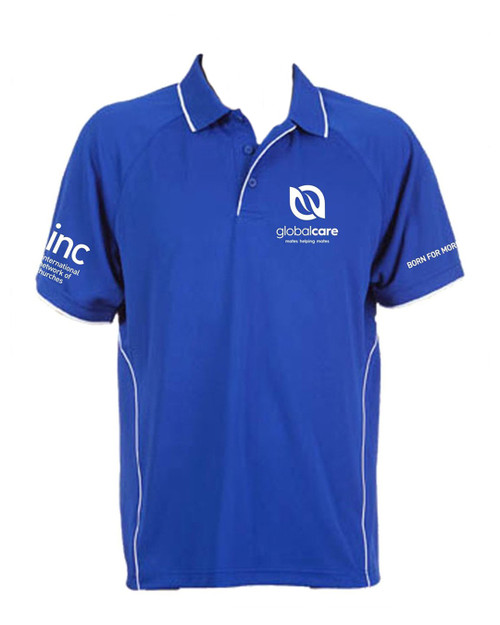 Global Care Men's Polo Shirt