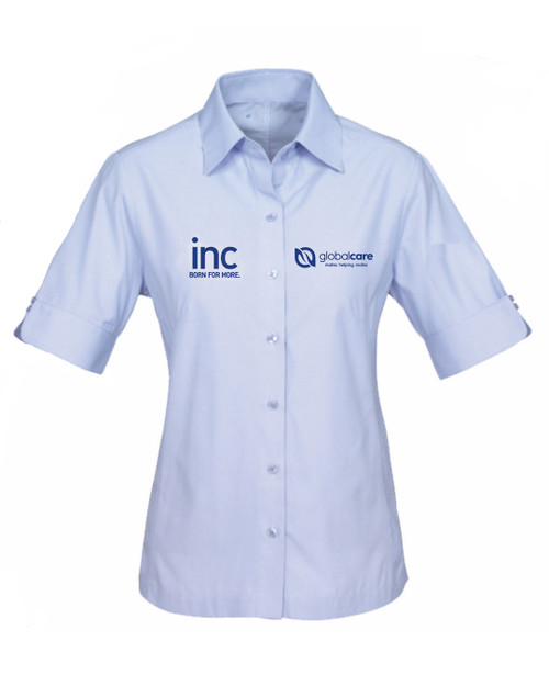 Global Care Women's Corporate Shirt