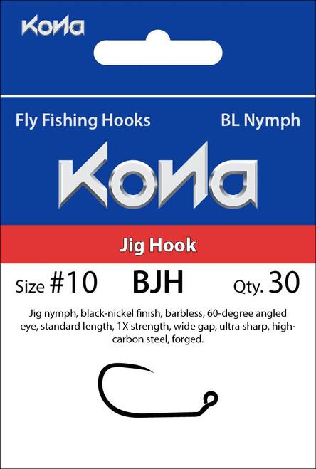 Kona BJH Jig Hook