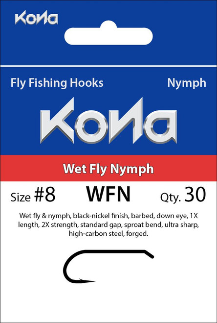 Kona WFN Wet Fly Nymph