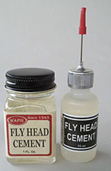 Wapsi Fly Head Cement (lacquer base)