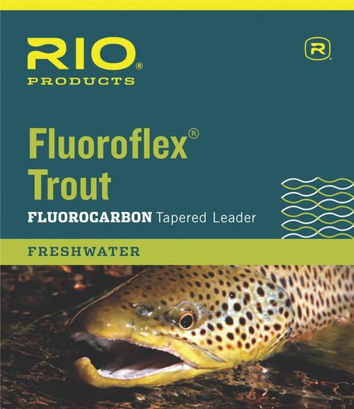 Fluoroflex Trout Leader (Fluorocarbon)