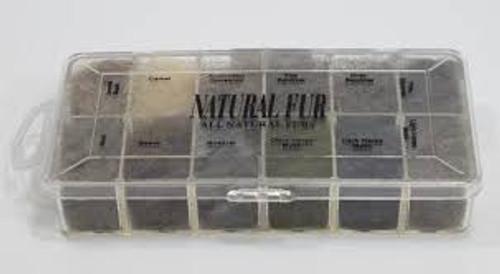 Natural Fur Dispenser
