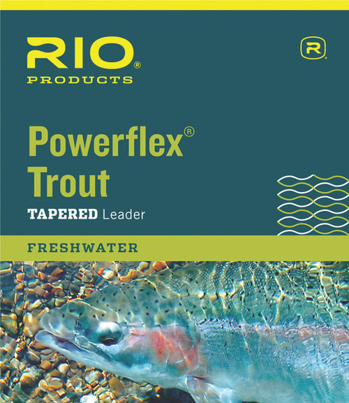 Rio Powerflex Leader Single Pack