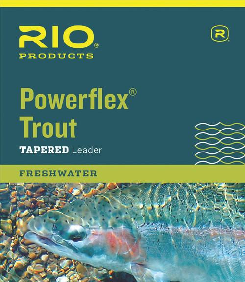 Rio Powerflex Leader Single Pack