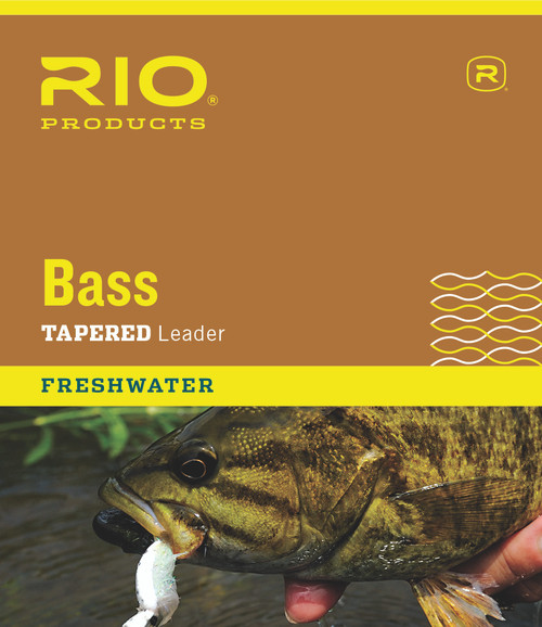 Rio Bass Leader Single Pack