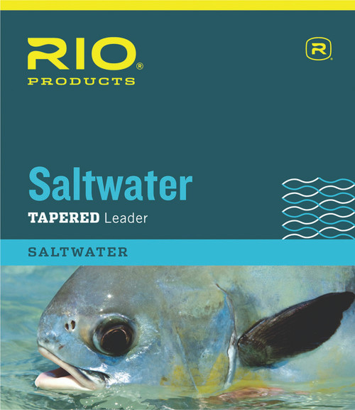 Rio Saltwater Leader Single Pack