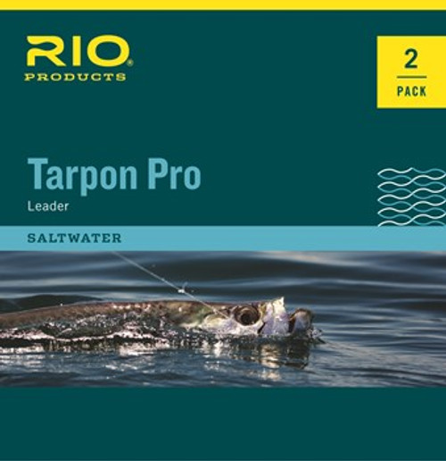 Tarpon Leader 2 Pack