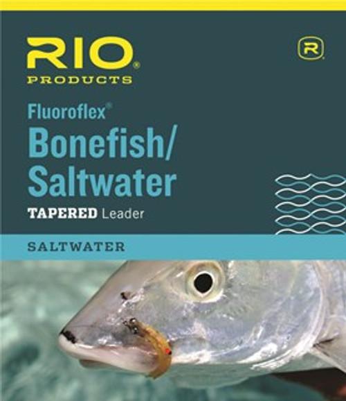 Fluoroflex Bonefish/Saltwater Leader