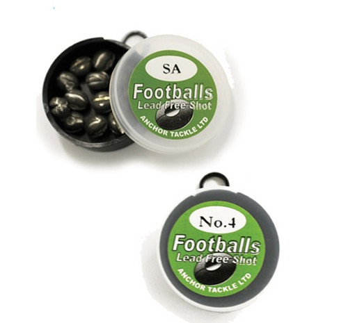 Anchor Lead Free Football Split Shot Refill