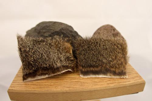 Squirrel Body Pieces-Natural, Gray