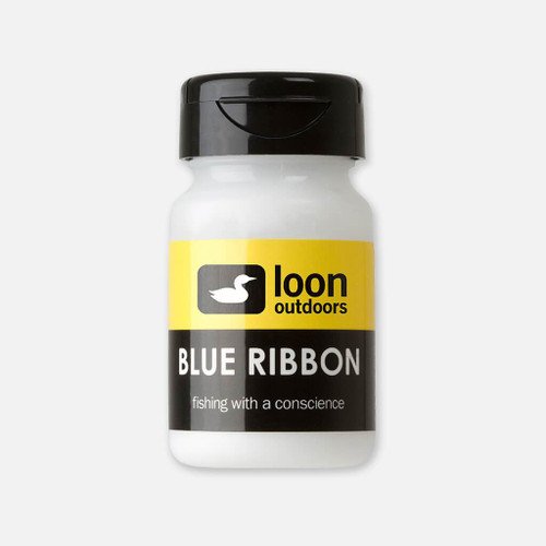 Loon blue ribbon floatant