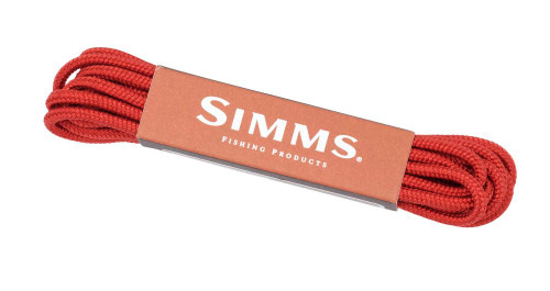 Simms replacement laces-orange