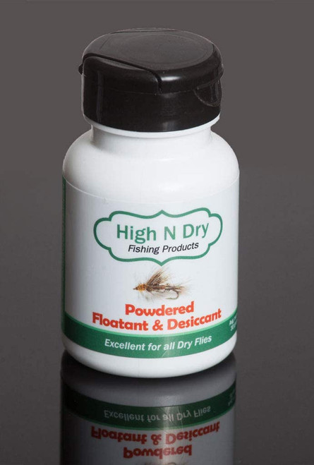High N Dry Floatant and Dessicant Shake