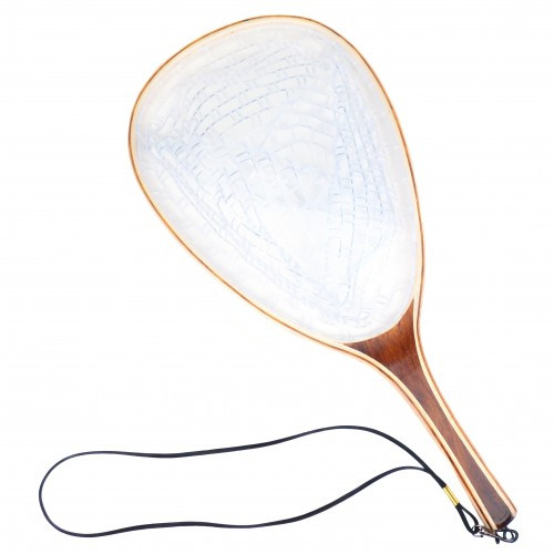 Angler's Accessories Wooden INvisible net
