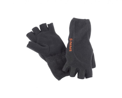 Headwaters Fleece Half Finger Glove