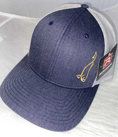 Richardson DRO fish logo Side Hit hat