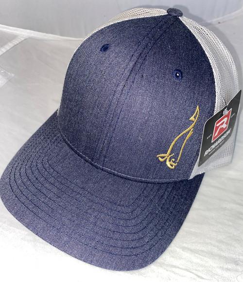 Richardson DRO fish logo Side Hit hat