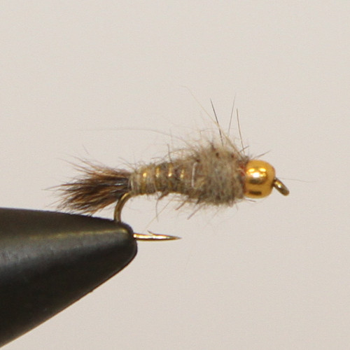 Gold Bead Hare's Ear Nymph