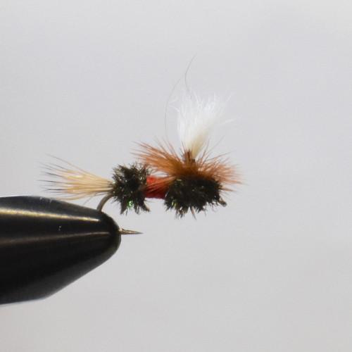Royal Wulff Parachute