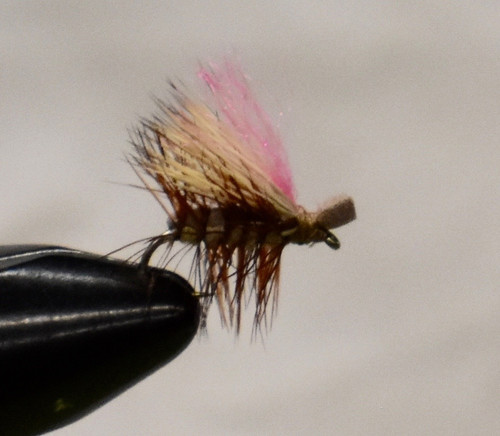 Never Sink Caddis Tan