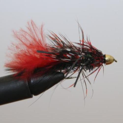 Beldar Bugger Black and Red