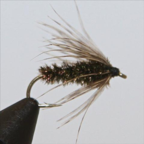 Soft Hackle Peacock