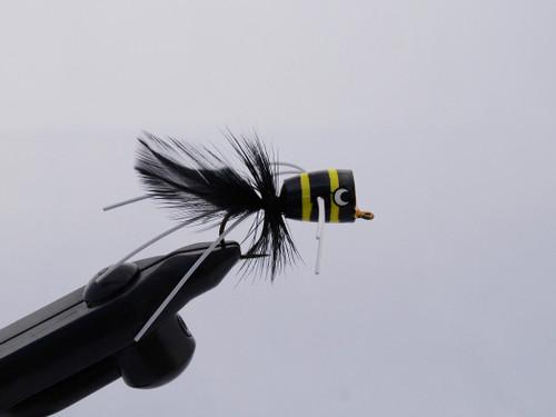 Black Bee Walts's popper