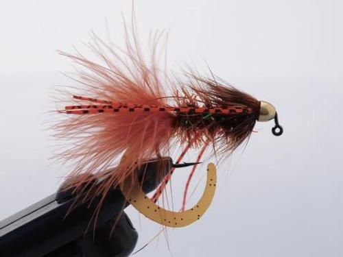 Brown/Orange Jaw Breaker