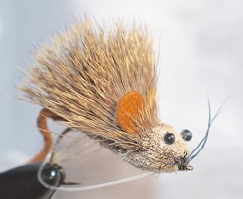 Mouse Rat Spun Hair