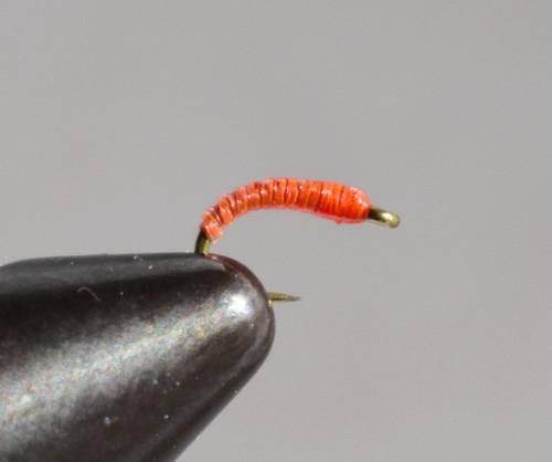 Pure Midge Larva Red