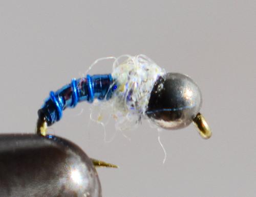 Poison Tongue Blue